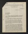 Correspondence: Craver, William C., 1917-1928. (Box 2, Folder 3)
