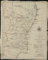 A Map of Coromandel, shewing the Seat of War on that Coast