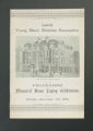 Local Association Miscellaneous Materials. Leeds, 1878, 1881-1882 and 1891-1910. (Box 11, Folder 15)