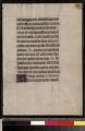 Manuscript 24: Catholic Church. Litany and Ritual. Hours