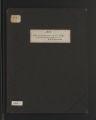 Johnson, B. Emmanuel, The Colored Man of Chicago : Graduation Thesis, 1906. (Box 18, Folder 73)