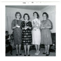 1964-1965 Officers of the Women's Cooperative Guild, Virginia, Minnesota