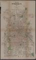Map of Minneapolis, Hennepin Co., Minn., 1895. Plate 22 b, Water mains