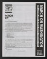 March on Washington, 1993 (Box 5, Folder 22)