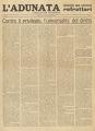L'Adunata dei Refrattari, Volume 2 Number 10