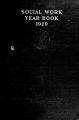 Social Work Year Book, 1929