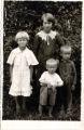 Children of Serhii and Olena Neprytsky-Hranovsky: Antosia, Halyna, Anastas and Konstantyn