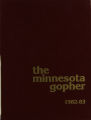 The Gopher, Volume 1, 1982-83