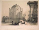 Tomb of Hoomayoon's Yizier, Delhi.