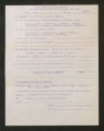 Boys' pre-camp medical examination form, Camp Co-op-a-gan on Perch Lake,