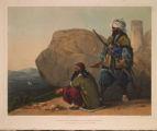 Afhugan Foot Soliders in their Winter Dress.