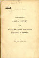 Alabama Great Southern Railroad Company, Annual Report, 1914