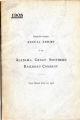 Alabama Great Southern Railroad Company, Annual Report, 1908