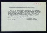 Appleton Century Crofts. Contracts. Boring, Edwin G., History of Experimental Psychology , volume 2. (Box 1, Folder 12)