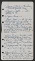 Diary, 1960 (Box 1, Folder 4)