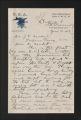 Correspondence: Craver, William C., 1917-1928. (Box 2, Folder 2)