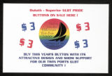 Duluth - Superior GLBT Pride Buttons on Sale Here!