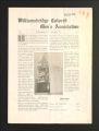 Williamsbridge Colored Men's Association, 1910. (Box 317, Folder 4)