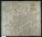 Curtice and Stateler's map of the city of Saint Paul.