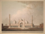 The Jummah Musjed, Delhi.