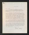 Correspondence: Speaking engagements, January - October 1945. (Box 2, Folder 11)