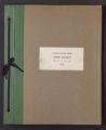 Barberry Eradication. Progress reports by states. Barberry Eradication Campaign, Colorado. (Box 6, Folder 10)
