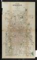 Map of Minneapolis, Hennepin Co., Minn., 1895. Plate 22 b., Water mains