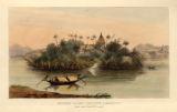 Omanund Island Opposite Gowahatty