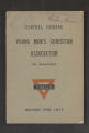 Annual and Quarterly Reports. Annual Reports of Local Associations in China, 1901-1945: Shanghai, 1917. (Box 20, Folder 21)