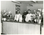 Photograph of Archie Givens, Sr. at Ice Cream Bar