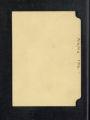 Diaries. Alaska notes (Box 3, Folder 107)