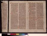 "Manuscript 12: Bestiarium-possibly an excerpt from ""De natura reram"""