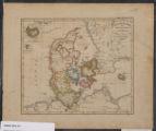 Dænemark mit Holstein und Lauenburg : auch südlicher theil von Schweden