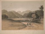The Rajmahaj Hills, Bengal.