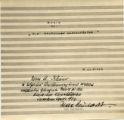 Dedication to Arthur Kleiner from Max Reinhardt