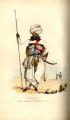 Barvajee; A Grassia Chieftan of the Province of Cutch.