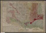 Geological map of Oklahoma