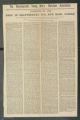 Local Association Miscellaneous Materials. Bournemouth, 1884. (Box 11, Folder 5)