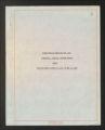 Administrative Files. Local Club Files. Alexandria, VA, colored branch, 1941-1942.