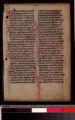 Manuscript 21: Unidentified, 13th century
