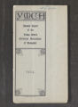 Annual and Quarterly Reports. Annual Reports of Local Associations in China, 1901-1945: Shanghai, 1904. (Box 20, Folder 13)
