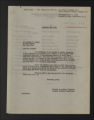 Correspondence, Reports, and Minutes. Mintues: Colored men's Department Committee, 1914-1946. (Box 2, Folder 07).