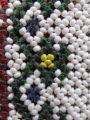 Bead work with Ganesh motif