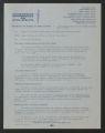 Leadership Conference on Civil Rights, Undated. (Box 30, Folder 7)
