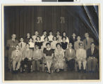 1954 graduating class, Minneapolis Talmud Torah, Minneapolis, Minnesota