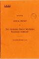 Alabama Great Southern Railroad Company, Annual Report, 1932