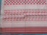 Ahmedabadi ashavali brocade dupatta