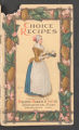 Chocolate and cocoa recipes by Miss Parloa and other celebrated cooks ; Home made candy recipes by Mrs. Janet McKenzie Hill
