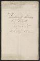 Account, annual bookkeeping, M.E. Tannen