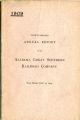 Alabama Great Southern Railroad Company, Annual Report, 1909
